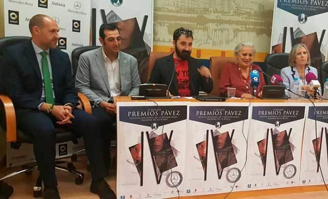 El Gobierno regional concede 3.000 € para los Premios Pávez 2017
