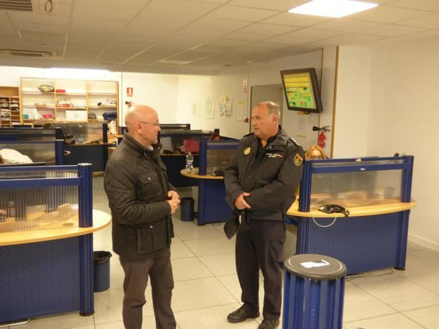 125 policías locales de la región se forman en la Escuela de Protección Ciudadana