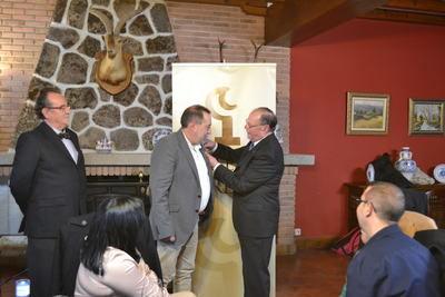 El fotógrafo José González 'Peña' recibe el XXVIII Cerdán de Oro