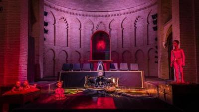 El arzobispo de Toledo y VOX arremeten contra la muestra 'Pederoclastia'