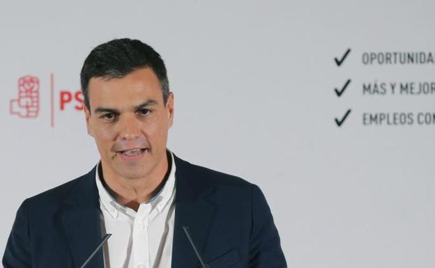El PSOE CLM niega que Sánchez haya hablado de un referéndum de autodeterminación en Cataluña