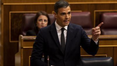 Pedro Sánchez pide la sexta prórroga del estado de alarma | Europa Press