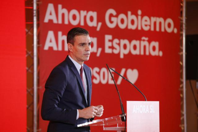 Pedro Sánchez | PSOE