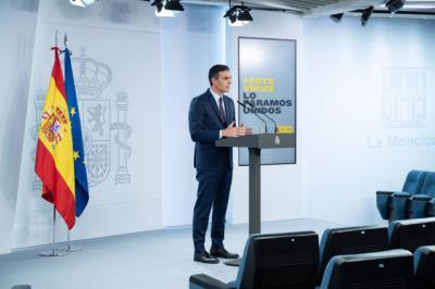 ÚLTIMA HORA | Pedro Sánchez declarará el Estado de Alarma este domingo en un Consejo de Ministros extraordinario