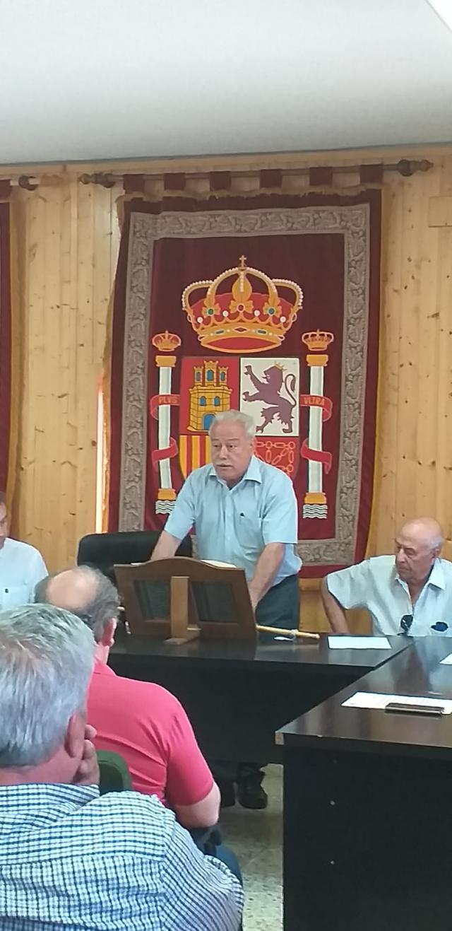 Ramón García-Soto revalida la Alcaldía de Pelahustán