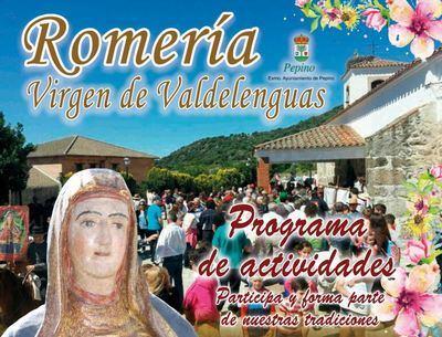 Pepino se prepara para celebrar su Romería de la Virgen de Valdelenguas