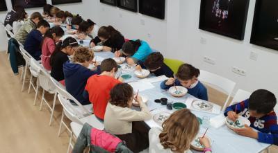 Los talaveranos 'Pequeños Arqueólogos' finalistas de la Copa España Creativa
