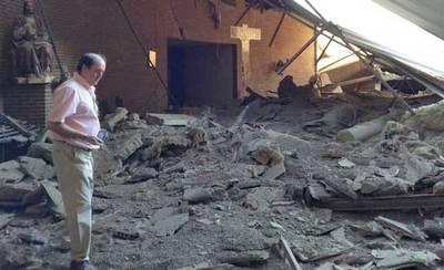 Ya hay permiso para demoler la 'Iglesia Redonda' de Talavera