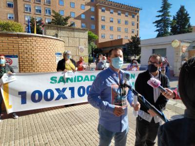 MANIFESTACIÓN | En defensa de la sanidad pública