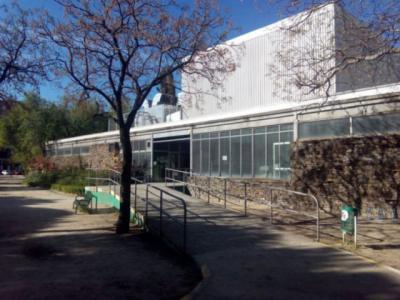 Las obras de la piscina cubierta de El Prado terminarán a medidos de octubre
