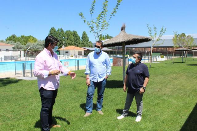 TORRIJOS   La piscina municipal abre el 1 de julio
