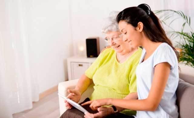 Destinan 18 millones para atención de personas mayores en residencias y centros de día