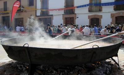 Villanueva de los Infantes consigue el récord Guinness