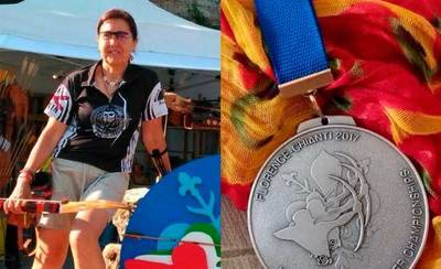 La talaverana Begoña Pérez, plata en el Campeonato del Mundo 3D IFAA