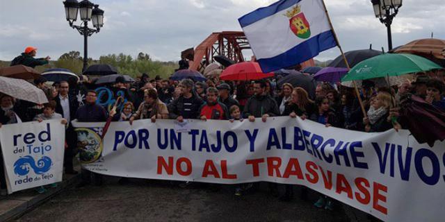 La Plataforma en defensa del Tajo y Alberche, WWF y Amelia Montoro, premiados en el Día del Agua
