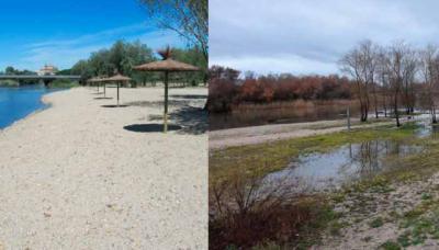 """El Ayuntamiento se reunirá con la CHT para """"estudiar"""" alternativas de usos de la Playa"""