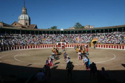 Plaza de Toros de Talavera | Foto: Turismo Talavera