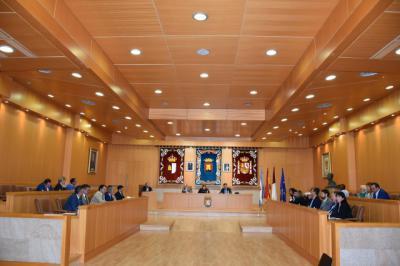 El pleno municipal aprueba inicialmente la modificación de las ordenanzas fiscales
