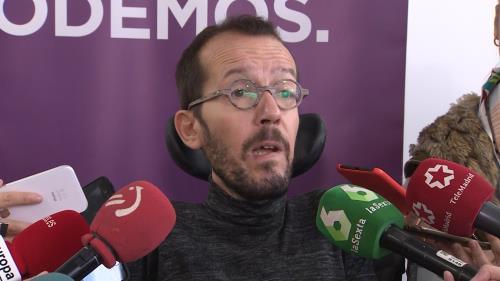 La dirección de Podemos pide a sus candidatos centrarse en ganar las elecciones de mayo