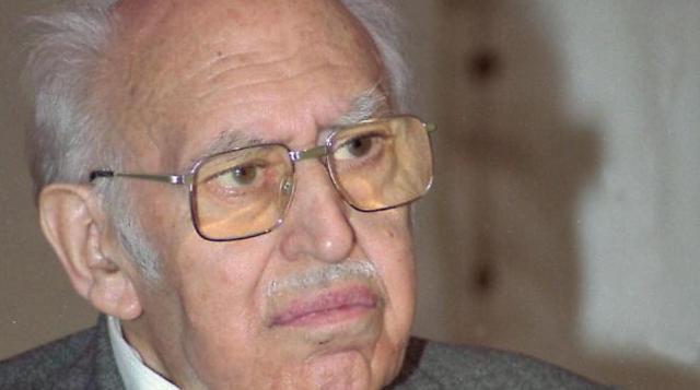 Homenaje al poeta talaverano Rafael Morales por el centenario de su nacimiento