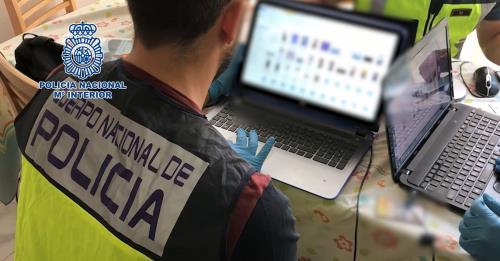 Detenidas 79 personas en una macro operación contra producción y distribución de material pedófilo en Internet