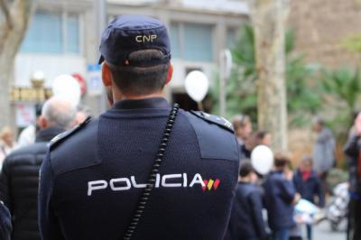 La Policía Nacional detiene a dos jóvenes que forzaron un Cigarral en Toledo para robar en su interior