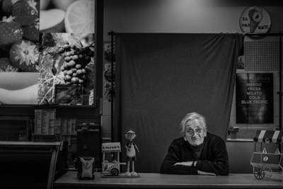 RETRATOS CON ALMA | Teresa Ortiz, nuestro Polo Norte