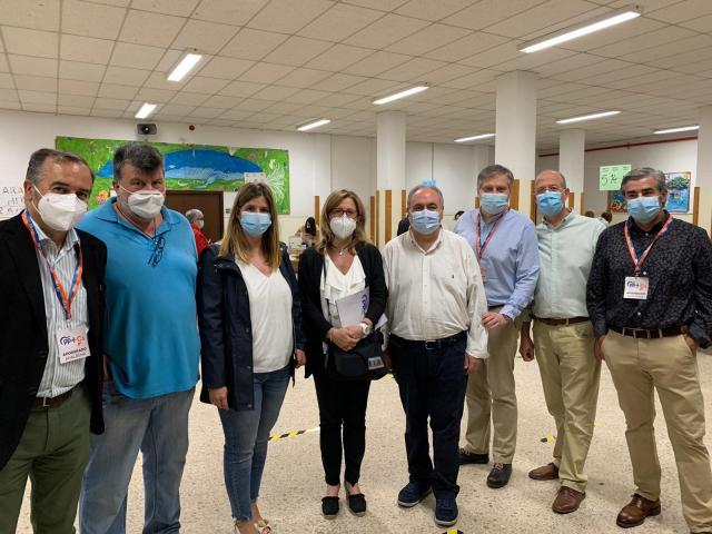 POLÍTICA | Ayuda regional del PP en Vascongadas