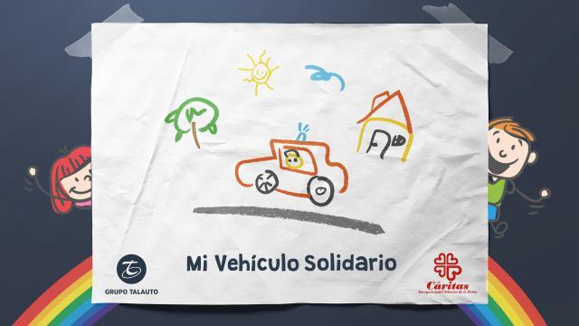 VÍDEO | Grupo Talauto donará 1 kilo de alimentos a Cáritas por cada dibujo
