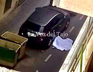TALAVERA   El hombre fallecido habría caído de un quinto piso