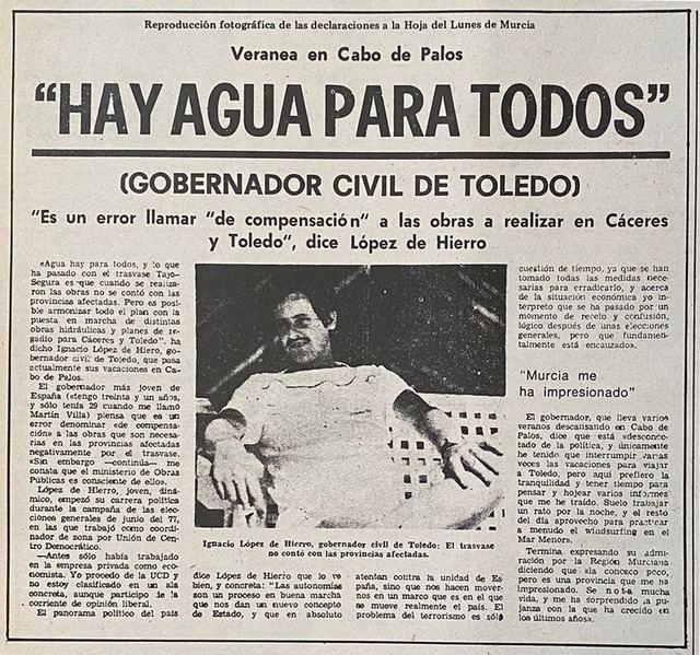 Fotos: Hemeroteca La Voz del Tajo