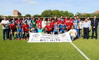 El C.F. Talavera cierra la temporada con una locura de partido ante el Villarrobledo (5-5)
