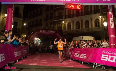 La IX edición de la Carrera Nocturna de Toledo, en octubre