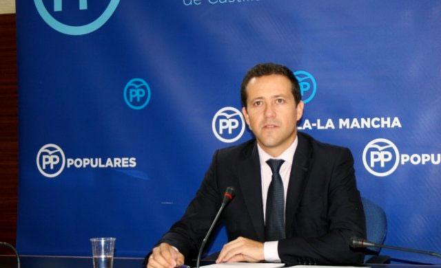 PP pide a Page que desde hoy diga la verdad a los castellano-manchegos