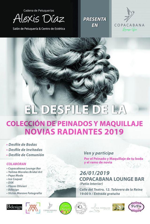 Llega a Talavera el I Desfile de Novias Radiantes 2019