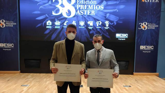 UCLM | Importante premio nacional para un graduado de Talavera