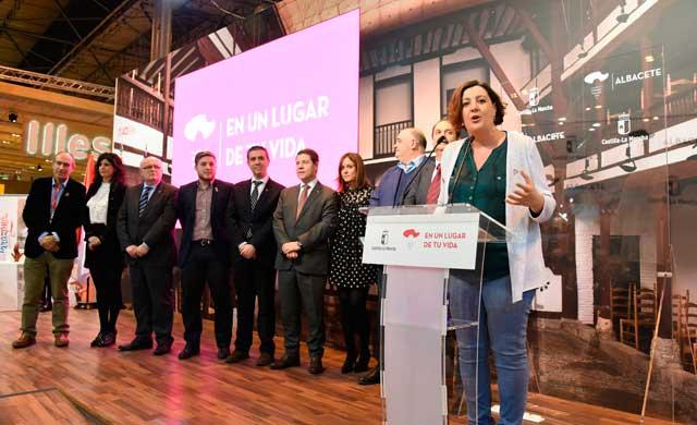 Cinco restaurantes recogen sus premios Cervantes