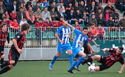 Mañana comienza la andadura del CF Talavera en Tercera división