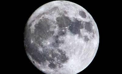 Así se pudo disfrutar de la superluna desde Talavera de la Reina