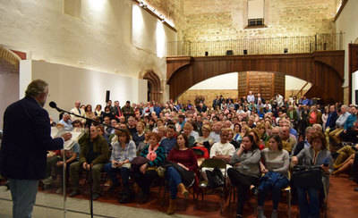 Ramos propone recoger firmas para impulsar un Plan de Recuperación de Talavera y comarca