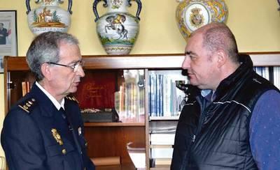 Entrevista a José Jiménez Yáñez, Comisario de Talavera