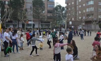 Gymkhana en el 'Rafael Morales' para fomentar el patrimonio talaverano