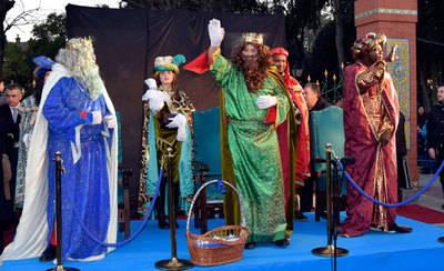 Los Reyes Magos no faltaron a su cita con Talavera (GALERÍA DE IMÁGENES)