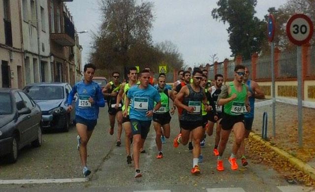 Récord de participación en la 'XXIII Vuelta al Casco Antiguo de Talavera'