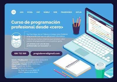 Programador, el trabajo con presente y futuro, una opción de éxito en Talavera