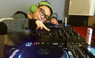 Alvaro Calvo, el DJ más joven del mundo, es de Velada