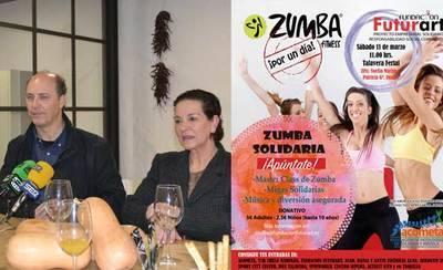 Jornada de 'Zumba' solidaria a favor de ACOMETA