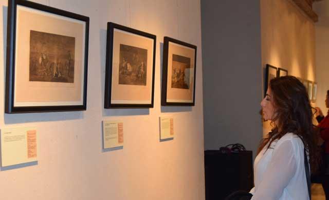 La exposición 'La Tauromaquia' une a Goya y Talavera