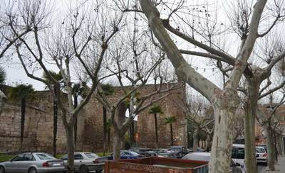 Sigue siendo Navidad en la calle Carnicerías de Talavera de la Reina