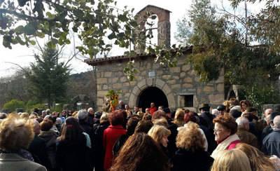 Montesclaros cumple como cada año con la tradición en San Sebastián